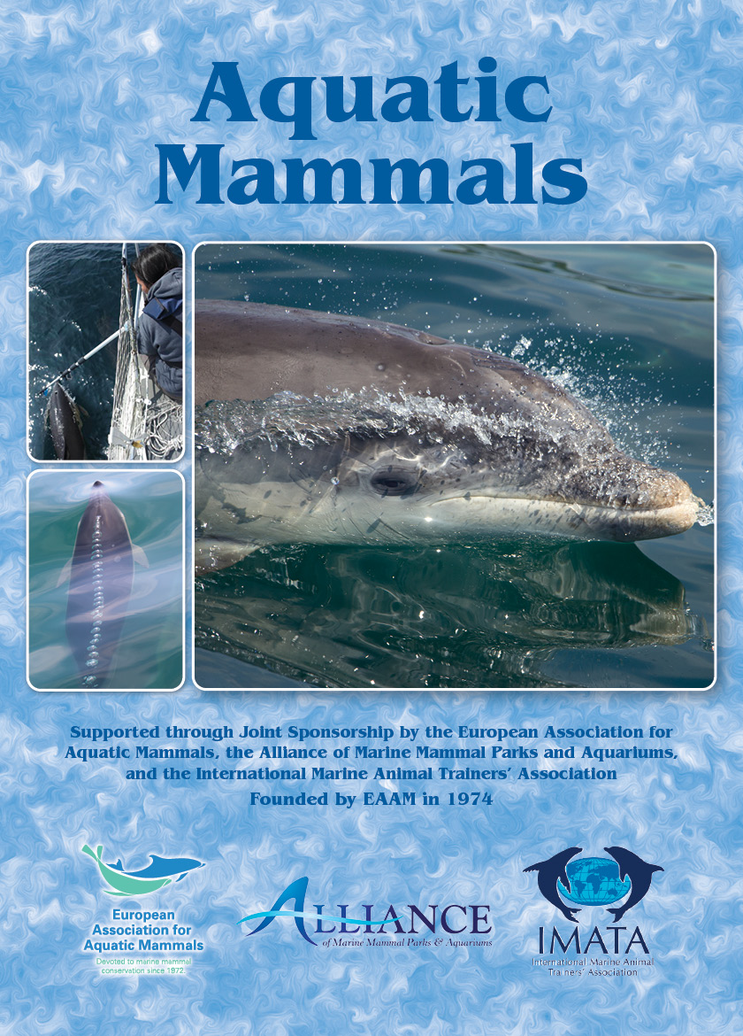 461 Aquatic Mammals Cover